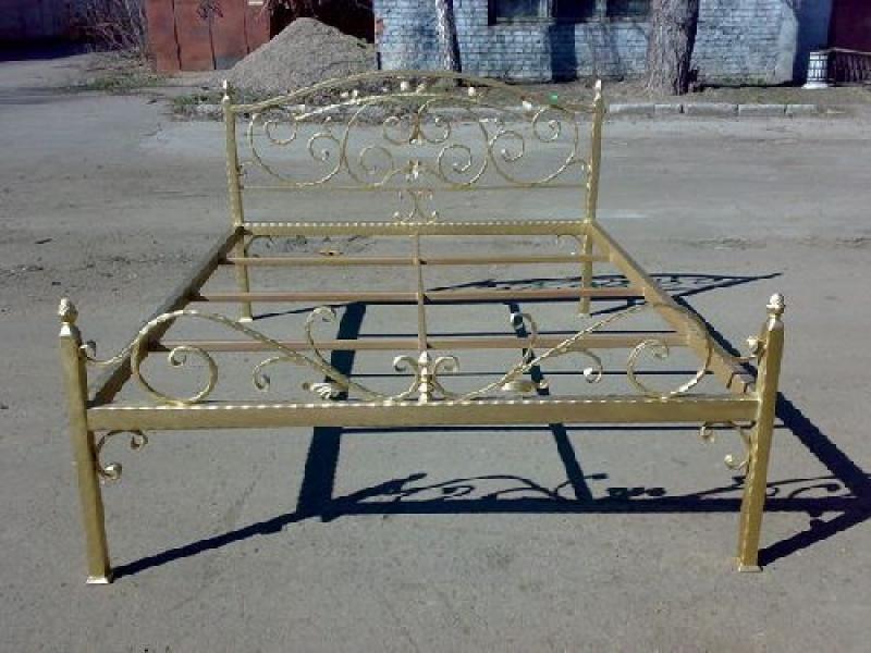 Реставрация металлических кроватей своими руками